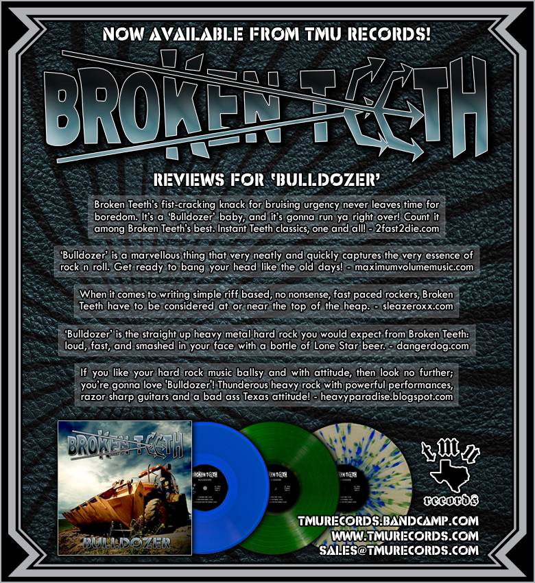 Reviews for Broken Teeth - Bulldozer